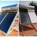 instalacion compacto solar en alicante y posterior control de radiacion solar