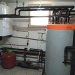 Reforma en sala de calderas en Callosa