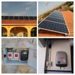 Énergie photovoltaïque autoconsommable de 4 Kw, double orientation à Busot