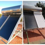 Installation solaire compacte à Alicante et contrôle ultérieur du rayonnement solaire