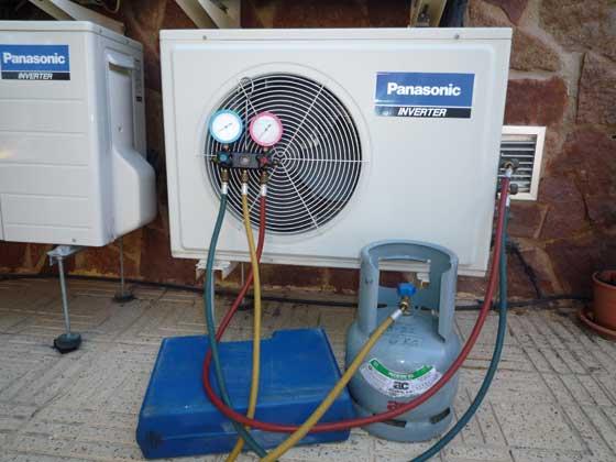 Maintenance de la climatisation