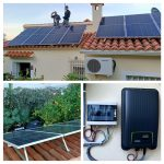 fotovoltaica sobre tejas en Denia